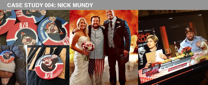 Case Study 004: Nick Mundy